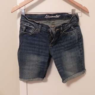 bluenotes shorts