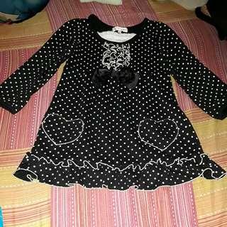 Cute-Love Kid Dress