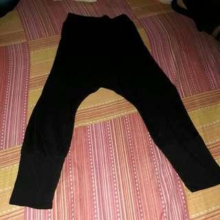 Black Leggings for kids Unisex