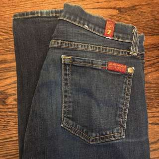 Seven (7) For All Mankind Skinnies