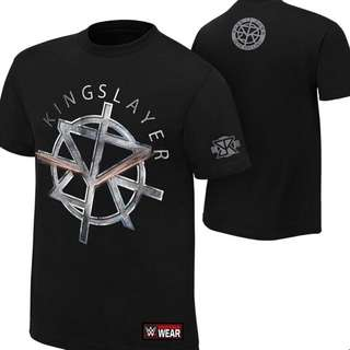 WWE Seth Rollins Kingslayer Shirt