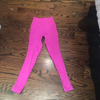 Lululemon High Waisted Tights