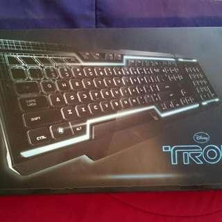 Rare Tron Gaming Keyboard