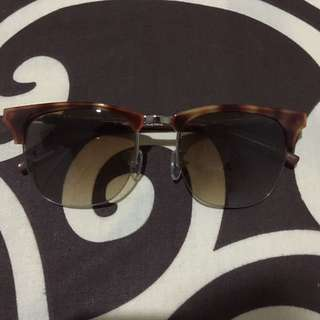 Charles & Keith Clubmaster Sunglasses (100% NEW)