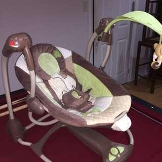 Ingenuity Lion King Baby Swing