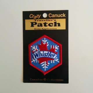 Whistler Patch