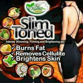 Tins Organic Slim and Tone