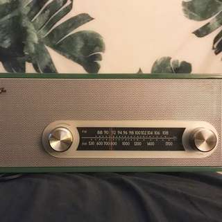 Retro IPod Radio