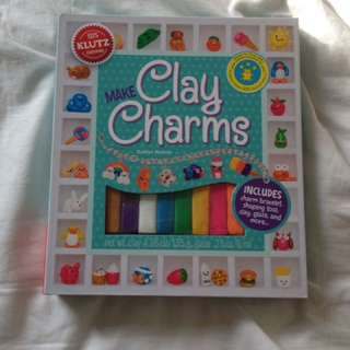 Klutz Clay Charms Kit