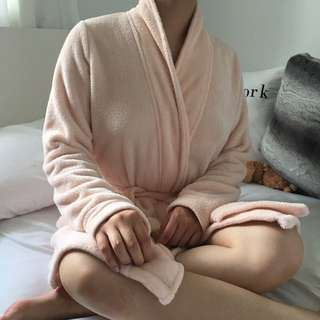 Forever 21 Pink Robe