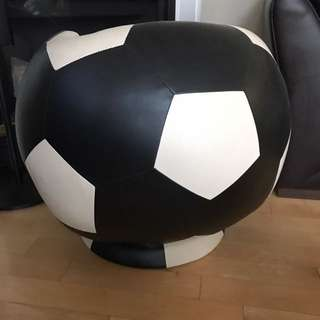 Soccer Ball bubble Chair (kids)