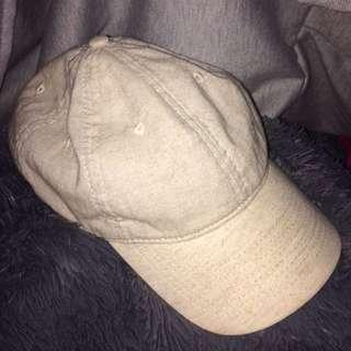 Tan Baseball Hat
