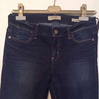 Guess Nicole Bootcut Jeans Size 27