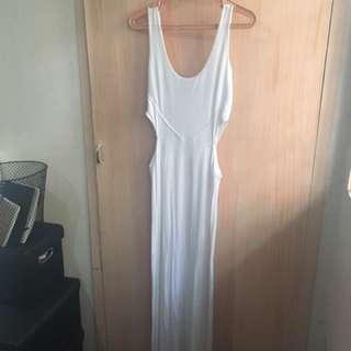 Coco Cabana Maxi Dress W/ Slit
