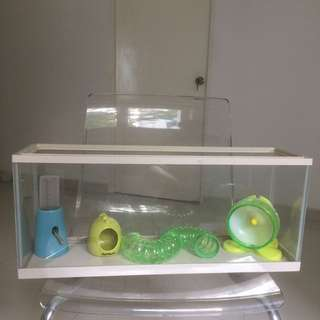 Hamster House Set