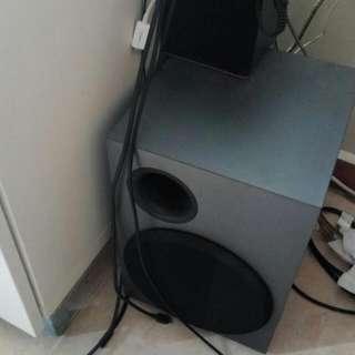 S4 Midland 8200 5.1 Speakers