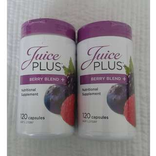 Juice Plus - Berry Blend (Nutritional Supplement)