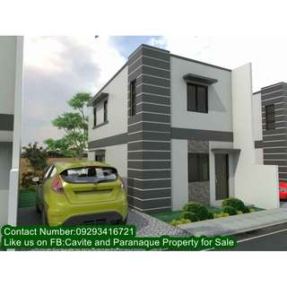 2.6M(ALL IN PRICE) Single Attached - 2 Storey House and Lot with 2 Car Garage For Sale