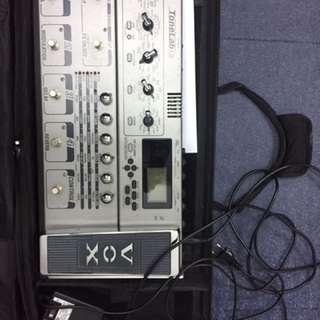 Vox Tonelab Guitar Multi Effect