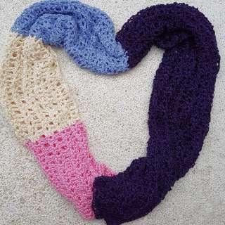 Crochet Scarf/Shawl