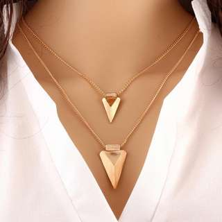 Gold Necklaces.  BRAND NEW