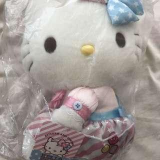 Hello Kitty 甜品店公仔