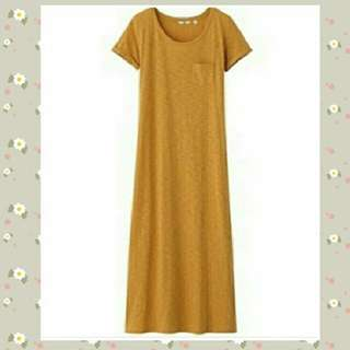 Uniqlo Maxi Dress