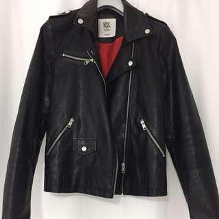 VERO MODA PU Leather Jacket