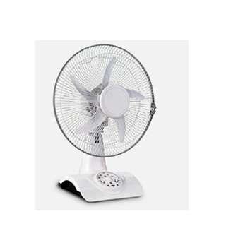 Rechargeable Fan Solar Ready HT8012FL