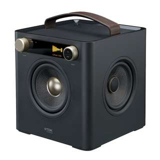 TDK Life on Record Sound Cube Audio System