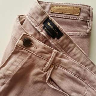 Massimo Dutti Skinny Pants Jeans