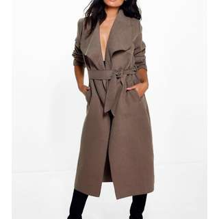 Oversized Boohoo Coat