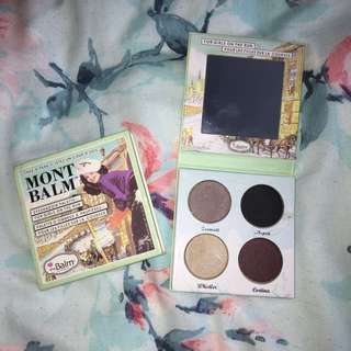 The Balm Replica Eyeshadow Palette