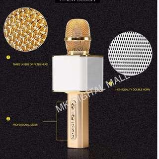 YS-10 Wireless Bluetooth Karaoke Microphone cum Speaker New