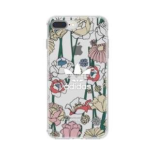 adidas Originals Clear Case iPhone 7 Plus - Bohemian Colour (Back Cover)