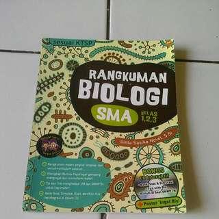 Rangkuman Biologi