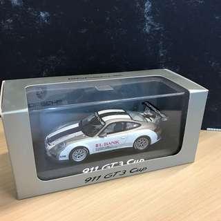 Special Edition 911 GT3 Model