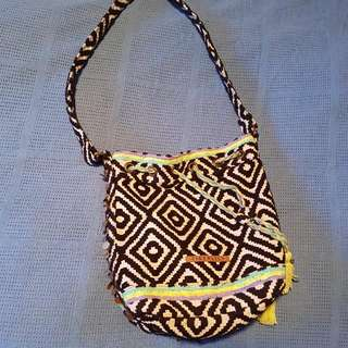 Tigerlily Beach Bag