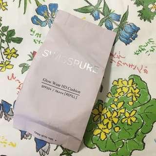 Swisspure 氣墊粉餅補充包