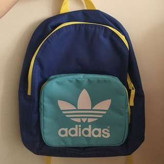 Adidas 愛迪達 後背包
