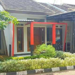 Disewakan rumah cluster jatiasri residence