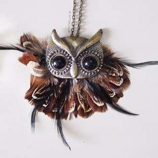 Kalung Owl (Owl Necklace) #3