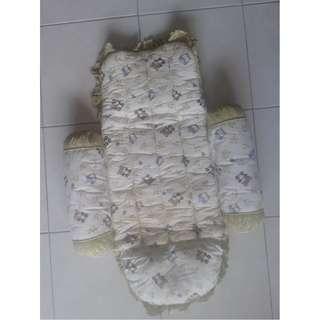 Babylove Portable Baby Mattress #freepostage