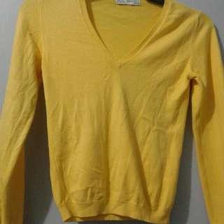 Zara Longsleeve Yellow