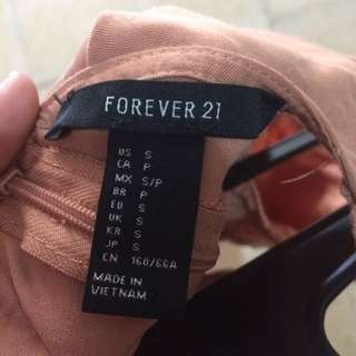Jumpsuit Forever21