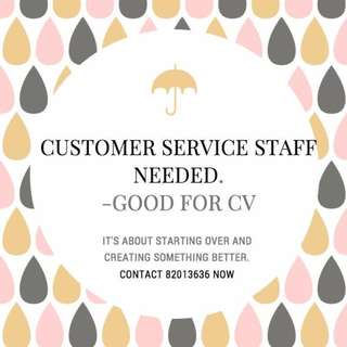 HIGH PAY♔ TEMP CUSTOMER SERVICE OFFICER ♔ ($9/hr + ALLOWANCE, Tai Seng, 6 months)♔