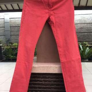 Corniche Pink Jeans