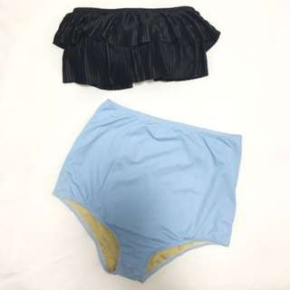 Touch Me Swimwear Bikini Set
