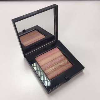 Shimmer Brick Compact - Rose Gold