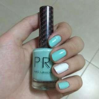 PIR質感指甲油 Tiffany綠(湖水綠)